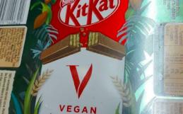 Se rumorea que saldrá una versión vegana de Kit Kat