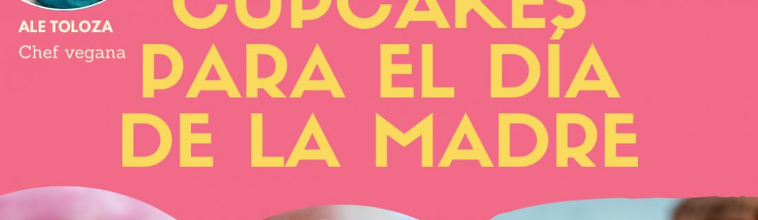 Clase Online y Gratuita de Muffins y Cupcakes Veganos